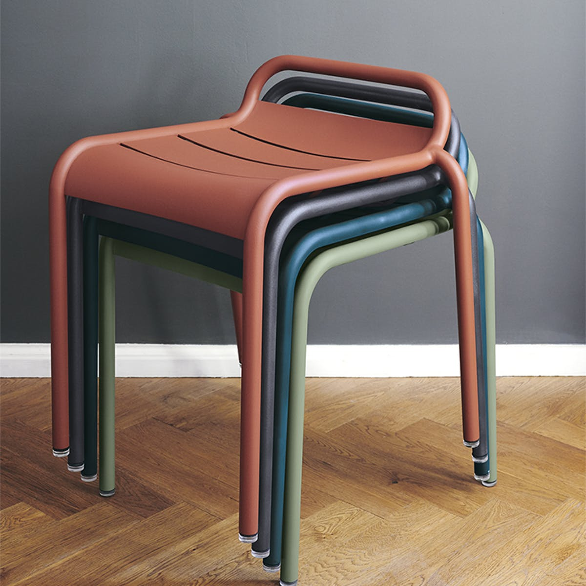 Luxembourg Stool