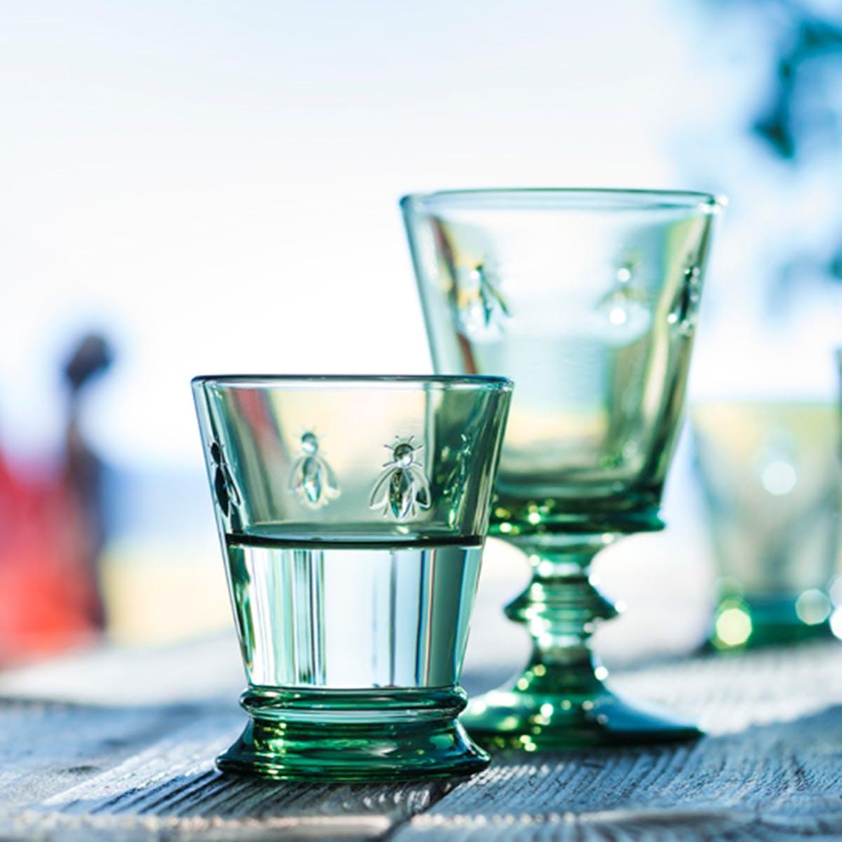La Rochere Bee Wine Glass - Coloured
