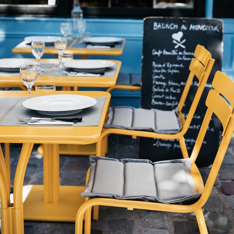 Les Basics Chair Cushion 37 x 41cm