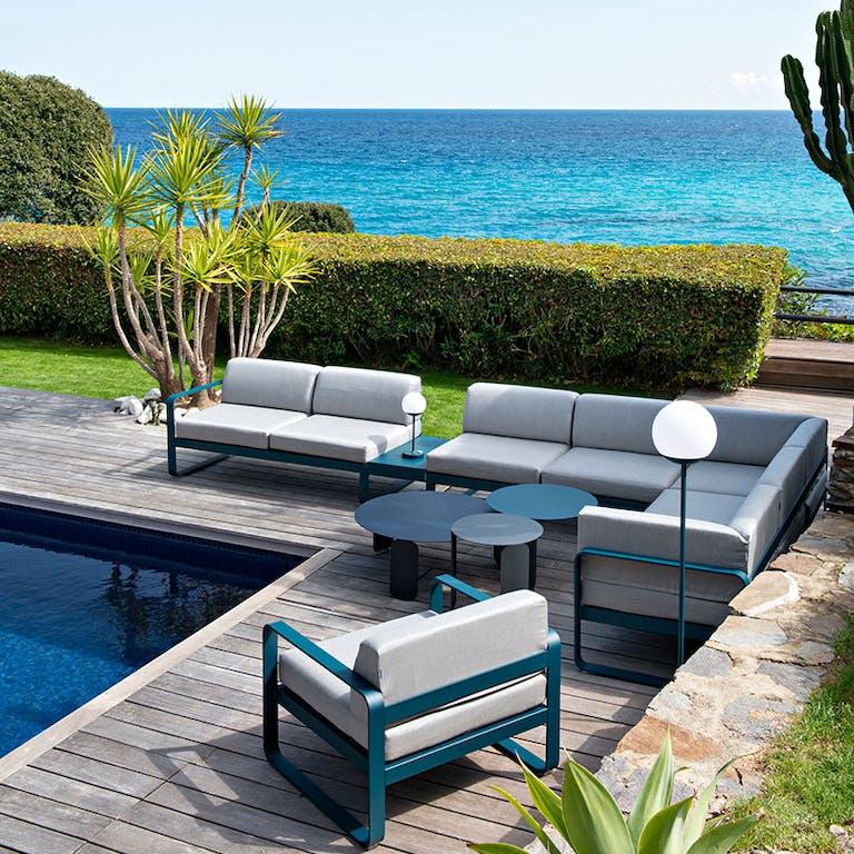 Fermob Bellevie modular outdoor lounge