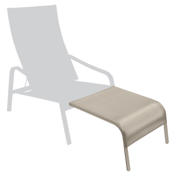 Fermob Alize Footrest in Nutmeg