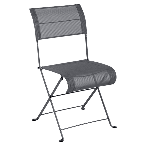 Fermob Dune Chair in Anthracite