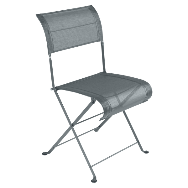 Fermob Dune Chair in Storm Grey