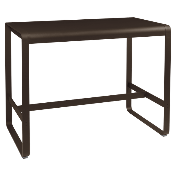 Fermob Bellevie High Bar Table 140 x 80cm in Russet