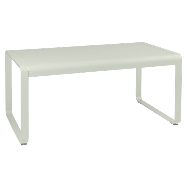 Fermob Bellevie Mid Height Table 140 x 80cm in Clay Grey