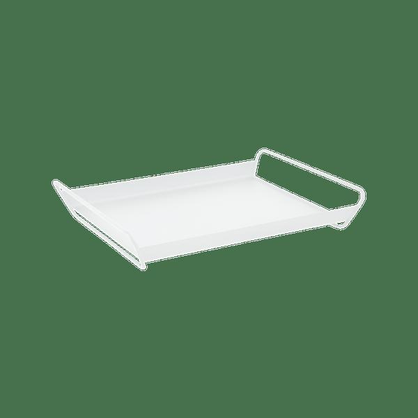 Fermob Alto Tray in Cotton White