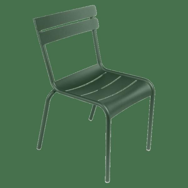 Fermob Luxembourg Chair in Cedar Green