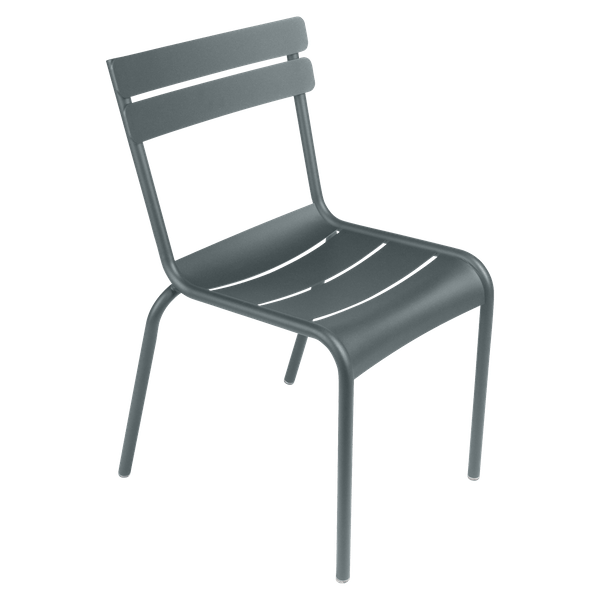Fermob Luxembourg Chair in Storm Grey