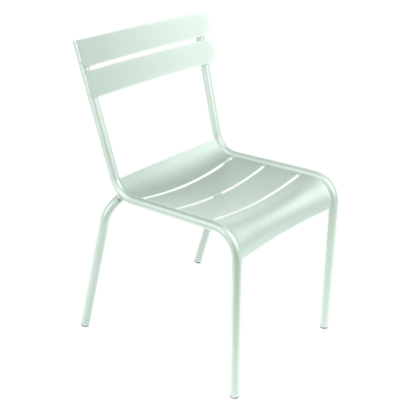 Fermob Luxembourg Chair in Ice Mint