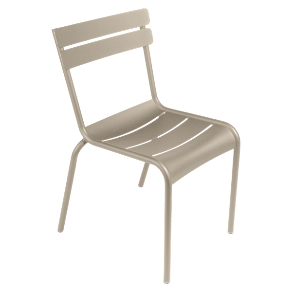 Fermob Luxembourg Chair in Nutmeg
