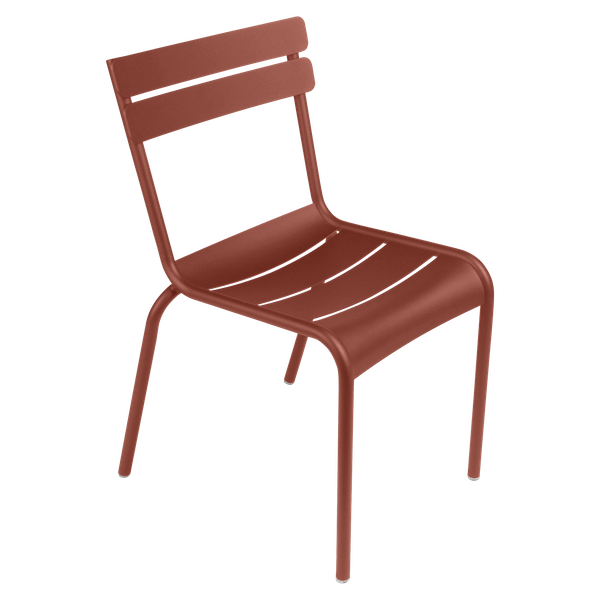 Fermob Luxembourg Chair in Red Ochre