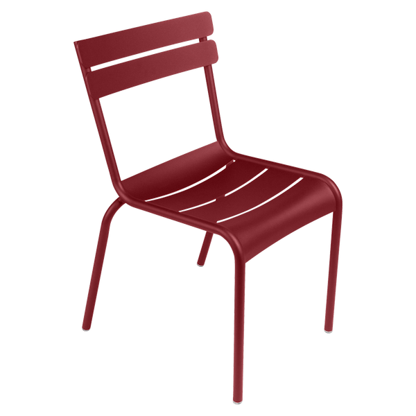 Fermob Luxembourg Chair in Chilli
