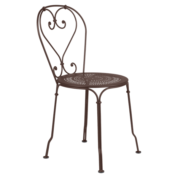 Fermob 1900 Chair in Russet