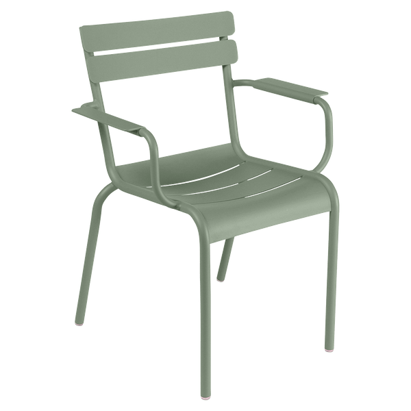 Fermob Luxembourg Armchair in Cactus