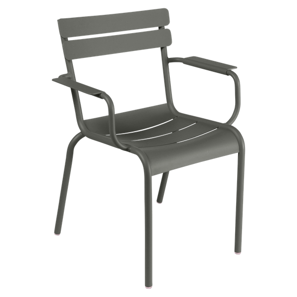 Fermob Luxembourg Armchair in Rosemary