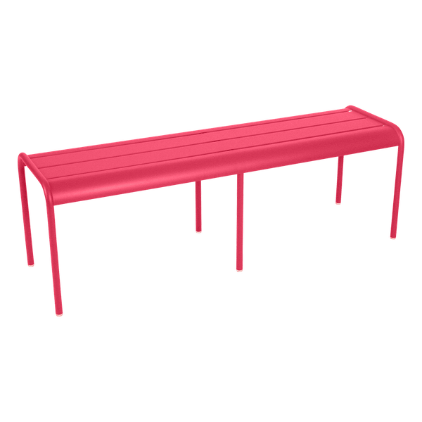 Fermob Luxembourg Bench in Pink Praline