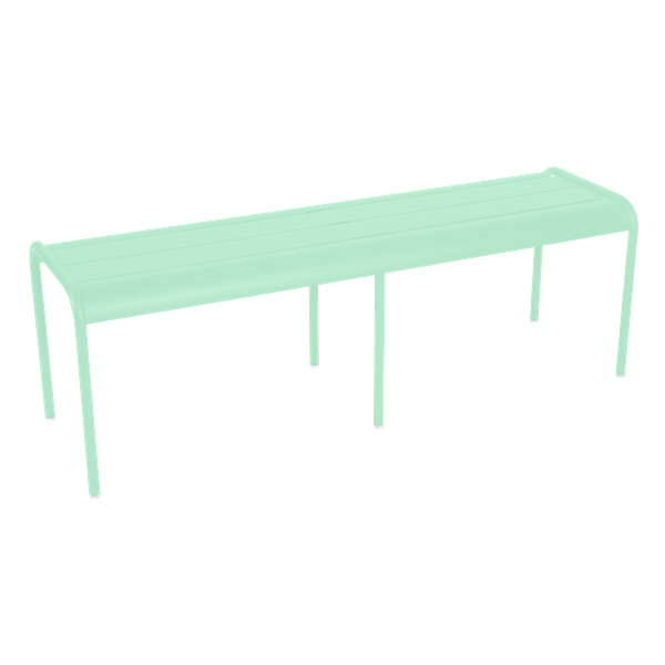 Fermob Luxembourg Bench in Opaline Green