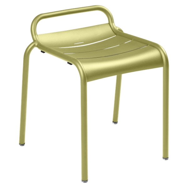 Luxembourg Stool in Willow Green