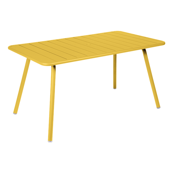 Fermob Luxembourg Table 143 x 80cm in Honey