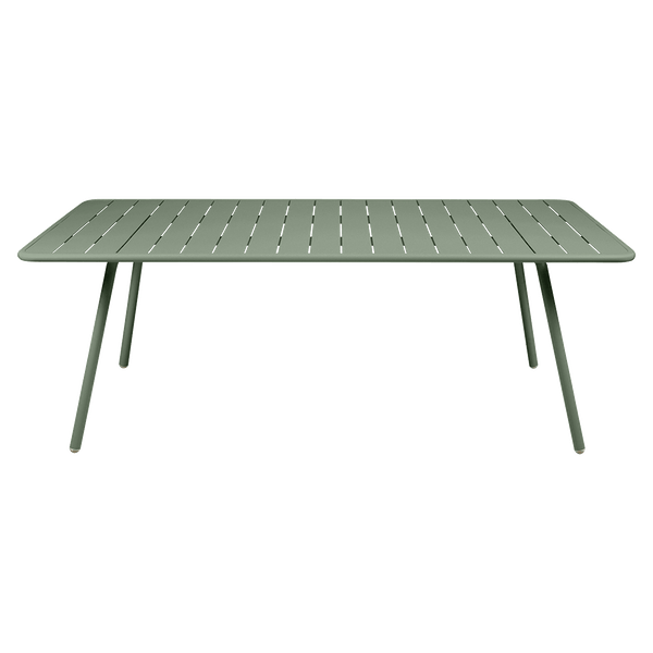 Fermob Luxembourg Table 207 x 100cm in Cactus