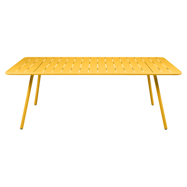 Fermob Luxembourg Table 207 x 100cm in Honey