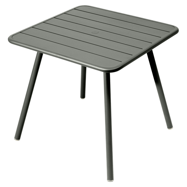 Fermob Luxembourg Table 80cm x 80cm in Rosemary