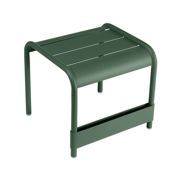 Fermob Luxembourg Small Low Table in Cedar Green