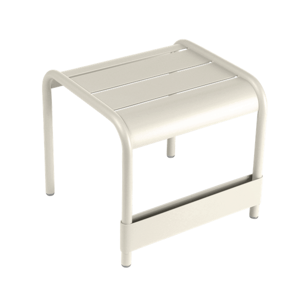 Fermob Luxembourg Small Low Table in Clay Grey