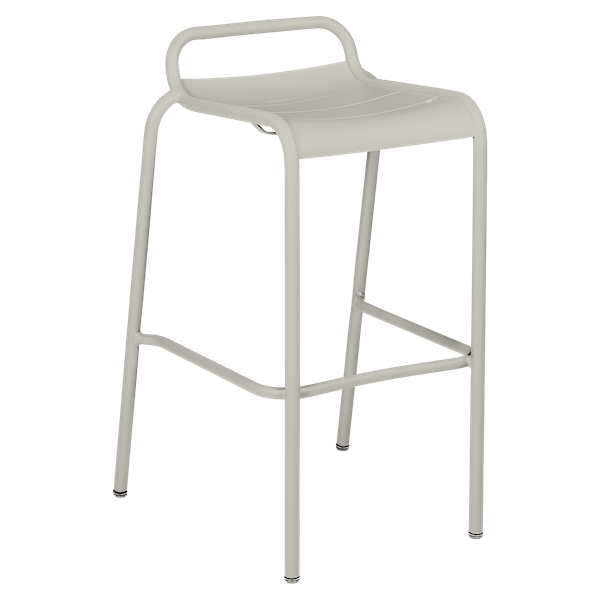 Luxembourg Bar Stool in Clay Grey