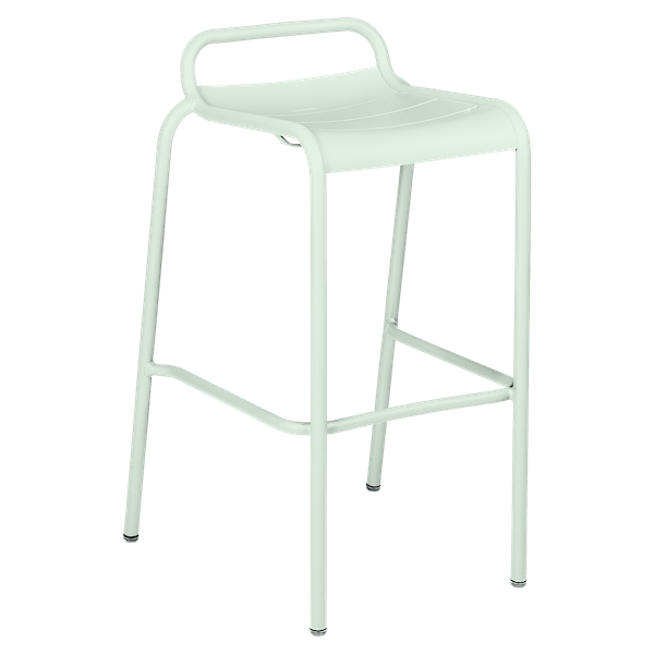 Luxembourg Bar Stool in Ice Mint