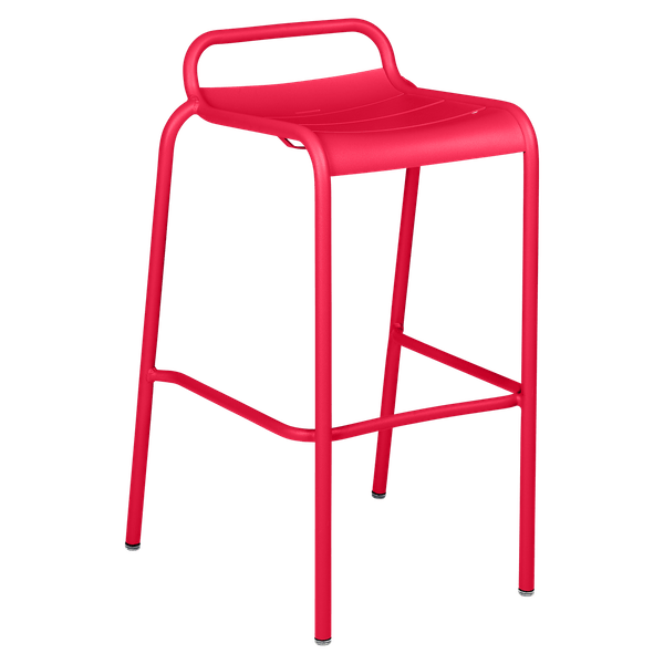 Luxembourg Bar Stool in Pink Praline