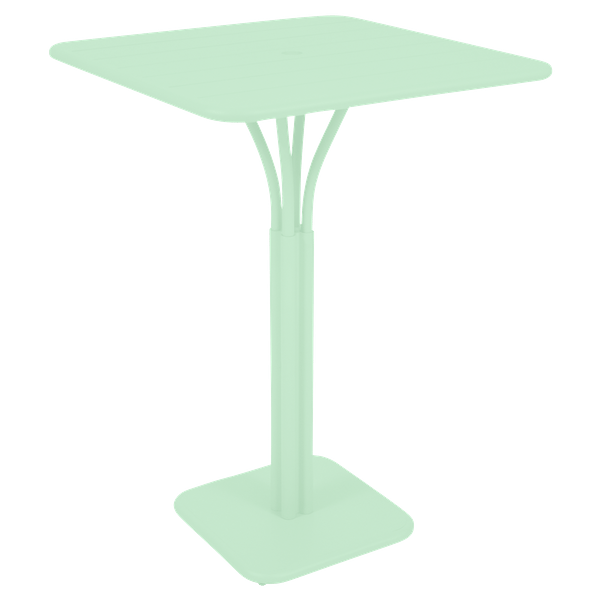 Fermob Luxembourg High Table in Opaline Green