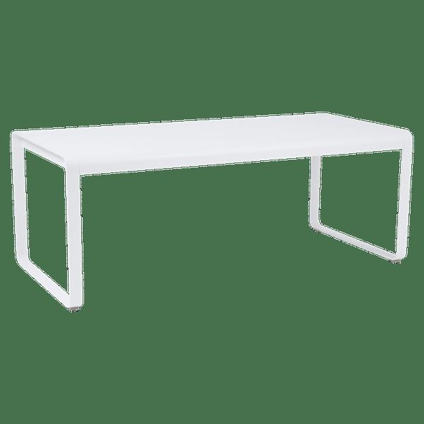 Fermob Bellevie Table 196 x 90cm in Cotton White