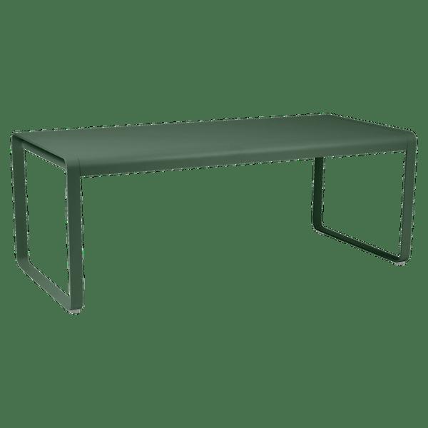 Fermob Bellevie Table 196 x 90cm in Cedar Green