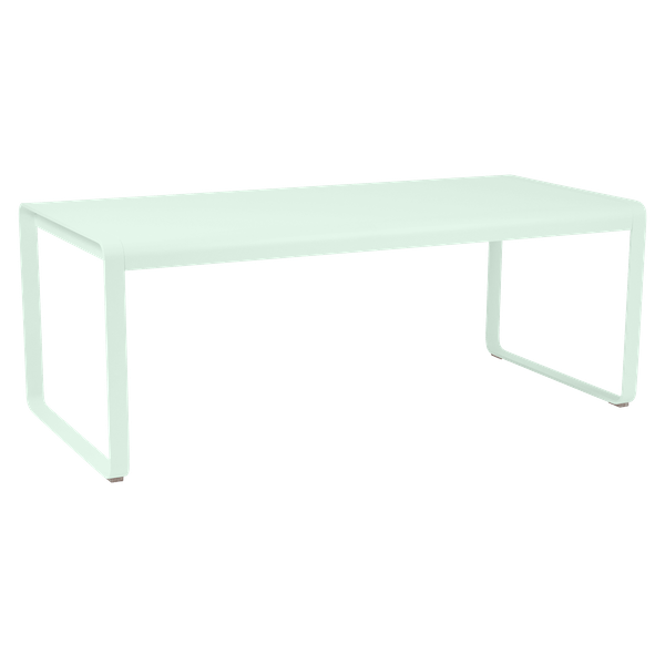 Fermob Bellevie Table 196 x 90cm in Ice Mint