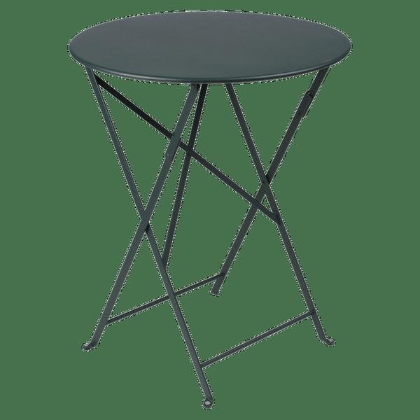 Fermob Bistro Table Round 60cm in Cedar Green