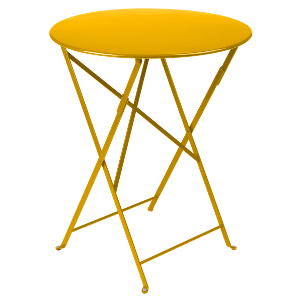 Fermob Bistro Table Round 60cm in Honey