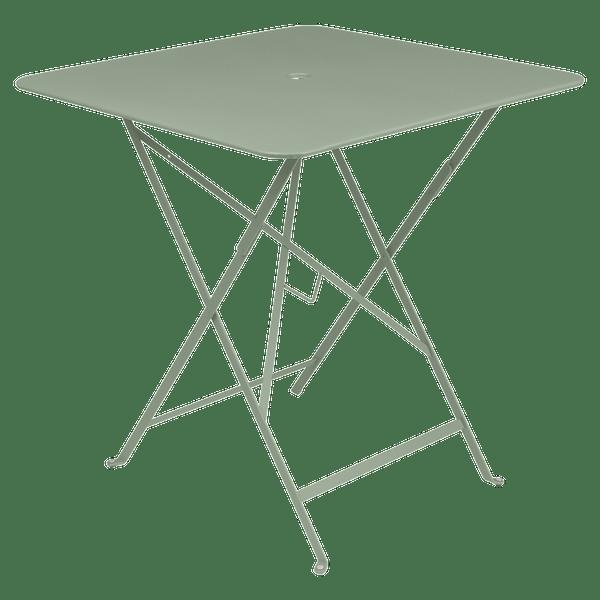 Fermob Bistro Table Square 71 x 71cm in Cactus