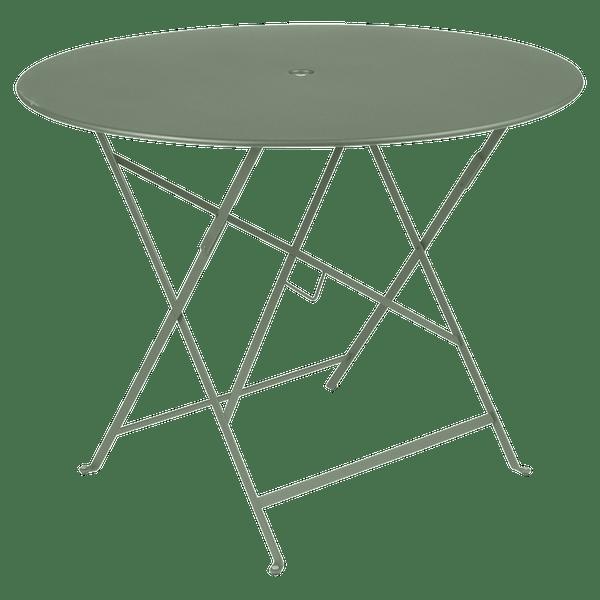 Fermob Bistro Table Round 96cm in Cactus