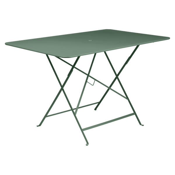 Fermob Bistro Table Rectangle 117 x 77cm in Cedar Green