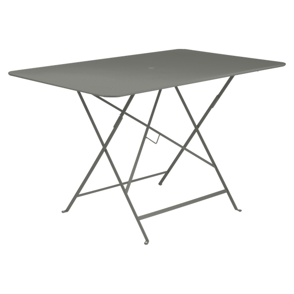 Fermob Bistro Table Rectangle 117 x 77cm in Rosemary