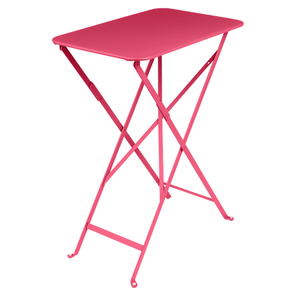 Fermob Bistro Table Rectangle 57 x 37cm in Pink Praline