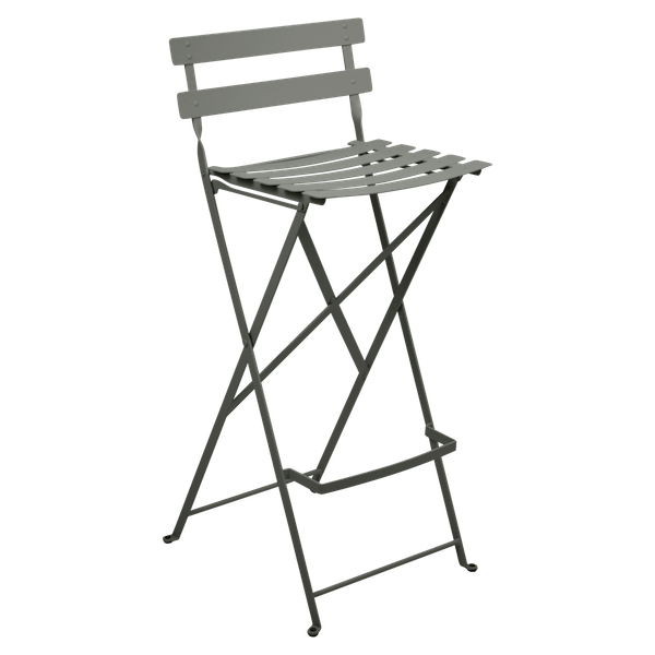 Fermob Bistro High Stool in Rosemary