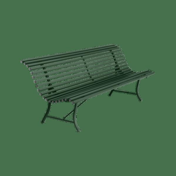 Fermob Louisiane Bench 200cm in Cedar Green