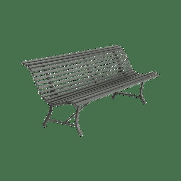 Fermob Louisiane Bench 200cm in Rosemary