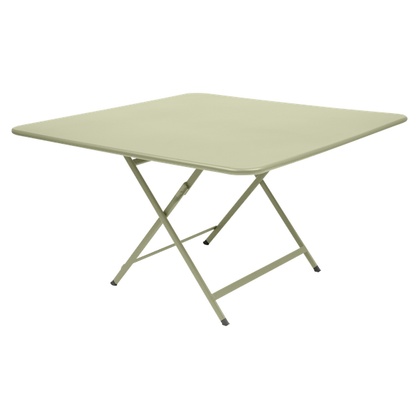 Fermob Caractère Table 128 x 128cm in Willow Green