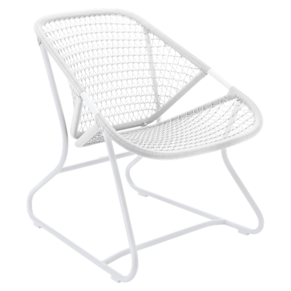 Fermob Sixties Armchair in Cotton White