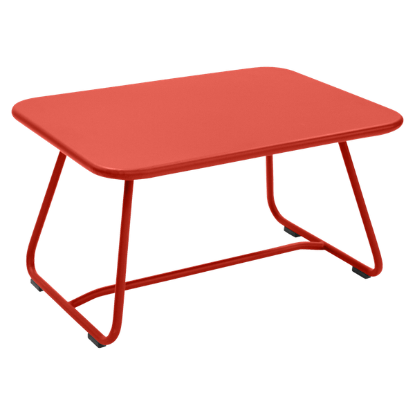 Fermob Sixties Low Table in Capucine