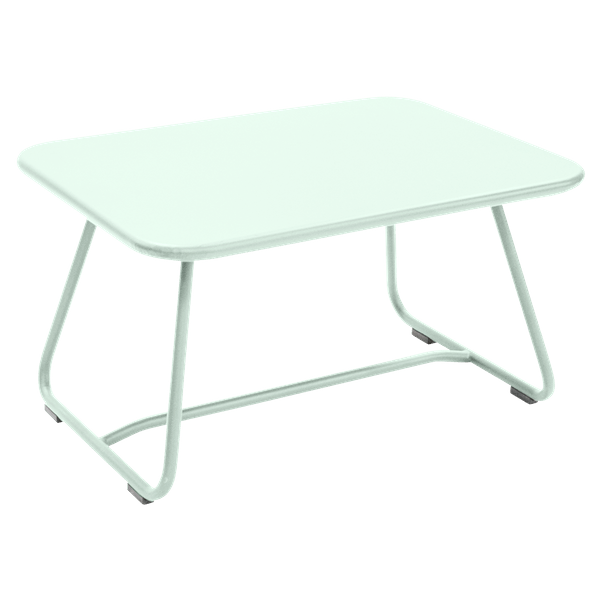 Fermob Sixties Low Table in Ice Mint