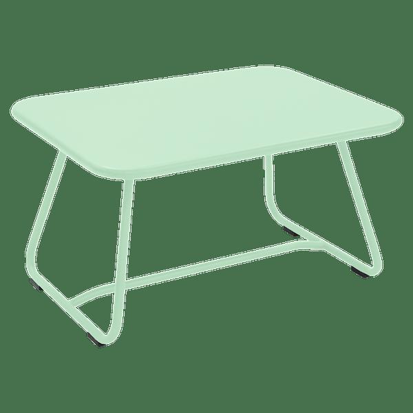 Fermob Sixties Low Table in Opaline Green